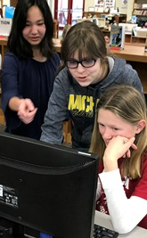 Girls Who Code club