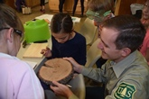 Meeting a Forest Service Representative