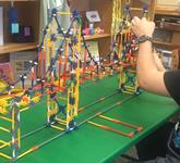 Building Bridges with Knex