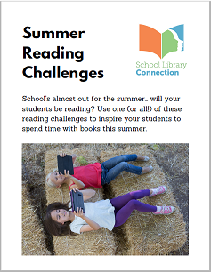Summer Reading Challenges Downloadable