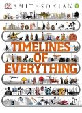 Timelines of Everything book cover