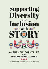 Book Cover Story: Authentic Folktales and Discussion Guides